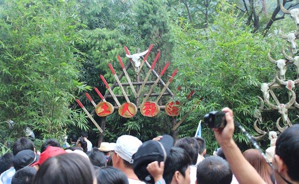 2012年国庆下载雷火电竞亚洲公司广西桂林4天游