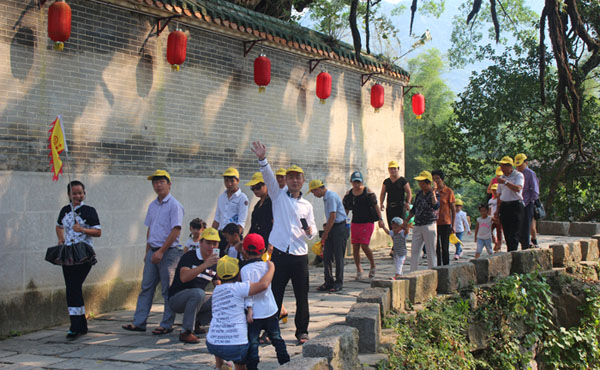 2013年中秋下载雷火电竞亚洲光学贺州古镇之旅